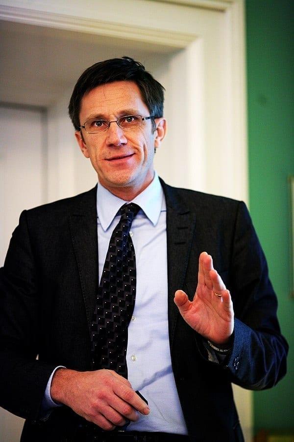 Patrik Brundin, M.D., Ph.D.
