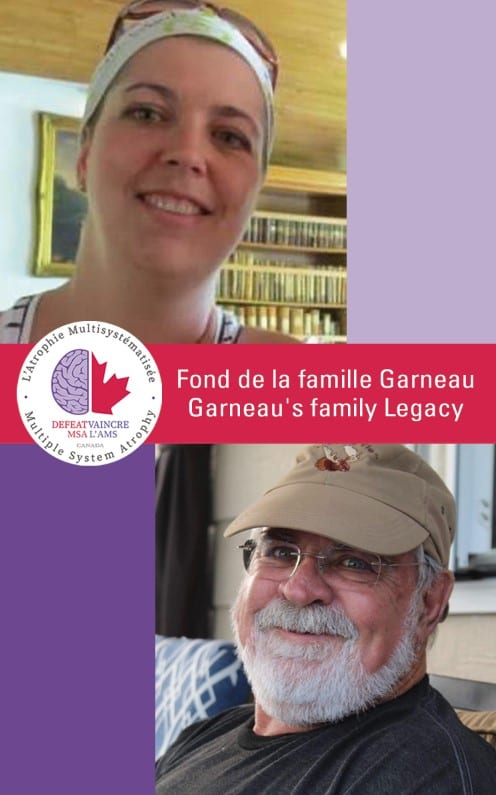 GARNEAU FAMILY LEGACY FUND/FOND DE LA FAMILLE GARNEAU