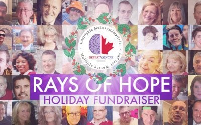 GIVE HELP, GIVE HOPE – RAYS OF HOPE HOLIDAY FUNDRAISER!