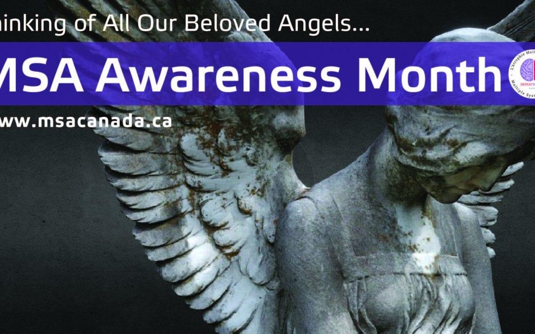 MSA AWARENESS ANGELS ZOOM BACKGROUND